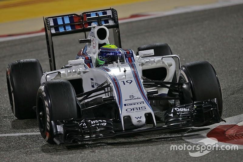 Felipe Massa, frustrado por la estrategia de Williams en Bahrein