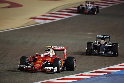 Pneus - Choix différents pour Hamilton, Rosberg et Ferrari en Chine