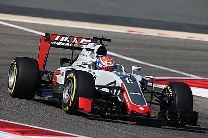 """Haas vise désormais des points """"à chaque course"""""""