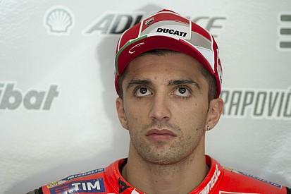 """Diretor da Ducati avisa Iannone para conter """"entusiasmo"""""""
