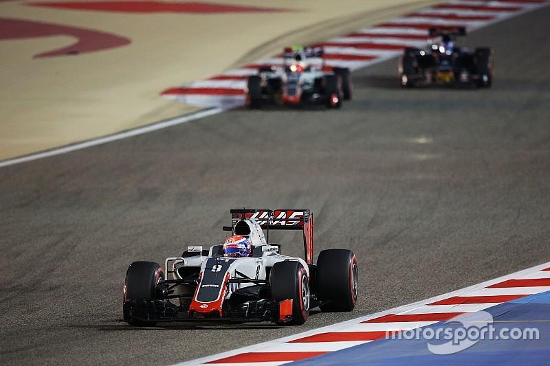 Haas agora quer marcar pontos em todas as corridas