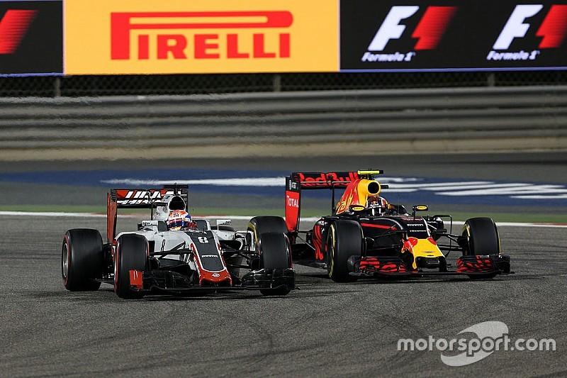 Horner - L'approche et la compétitivité de Haas F1 sont positives