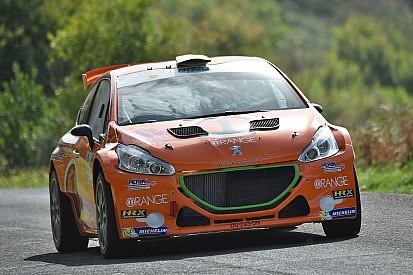 A Sanremo arriva Simone Campedelli con una Peugeot 208 T16