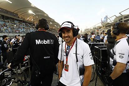 迈凯伦期待阿隆索参加中国大奖赛