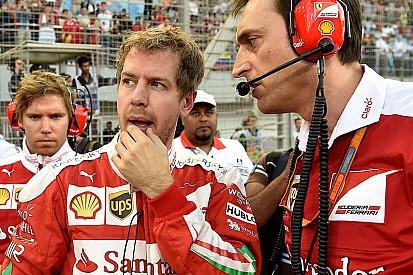 Ferrari: la valvola rotta di Vettel un effetto e non la causa