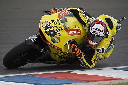 """Rins: """"Que me miren de MotoGP es una motivación"""""""