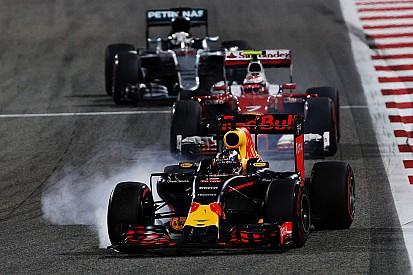 里卡多:F1新的轮胎规则对比赛有好处