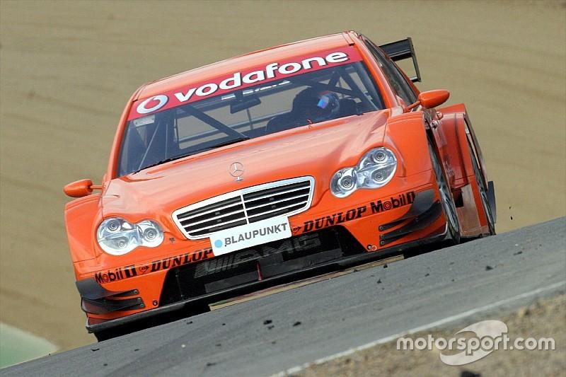Vor 10 Jahren: Testfahrten zur DTM-Saison 2006