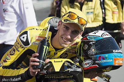 """Rins: """"Essere seguito dai team di MotoGP non è una pressione, ma uno stimolo"""""""