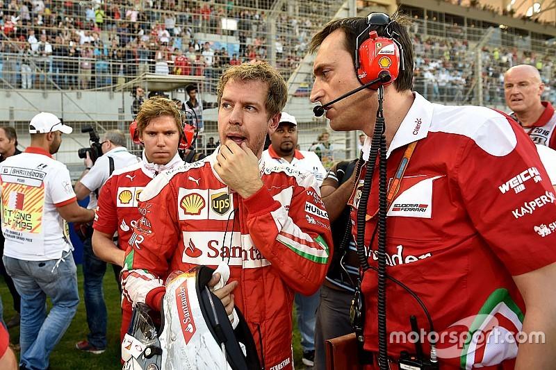 El abandono de Vettel fue la tormenta perfecta