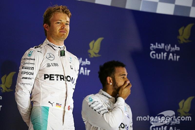 Rosberg vs. Hamilton, la guerra silenciosa