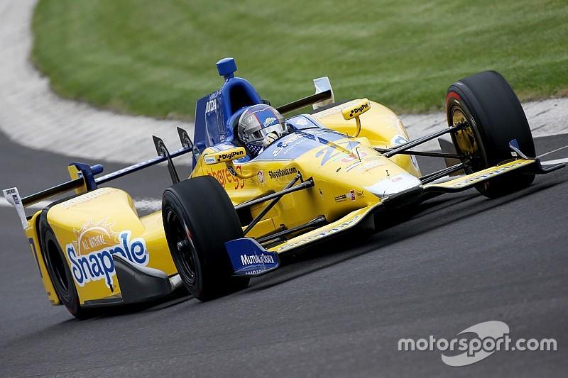 Indy-500-Test: Andretti gibt die Pace vor