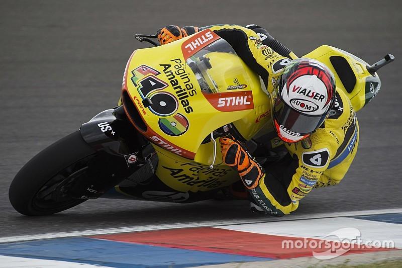 Alex Rins - L'intérêt des teams MotoGP est une motivation
