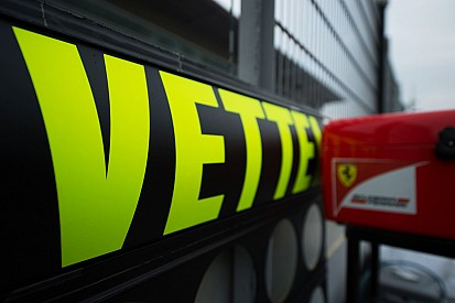 El volante de Ferrari, clave del enigmático mensaje en la pizarra