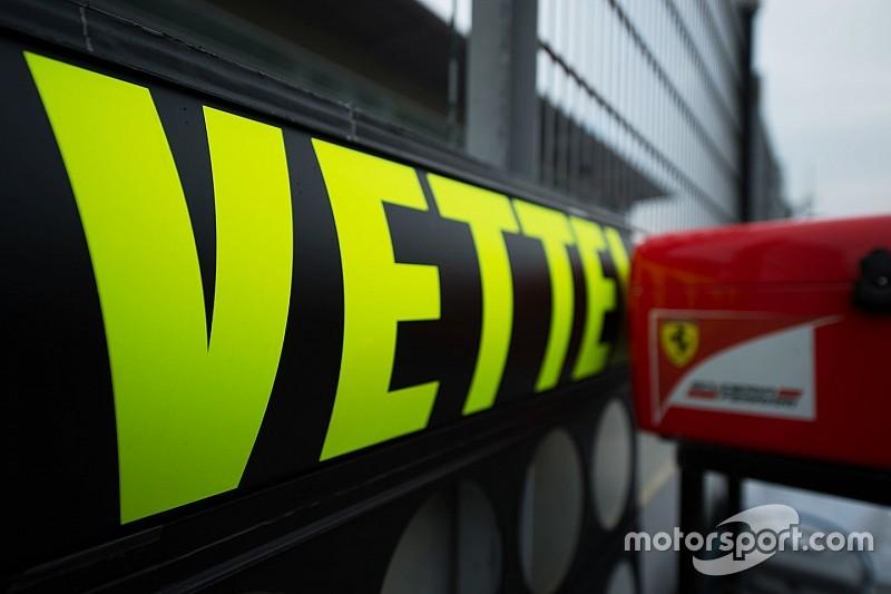 Delatada por rival, Ferrari é inocentada por mensagem a Vettel