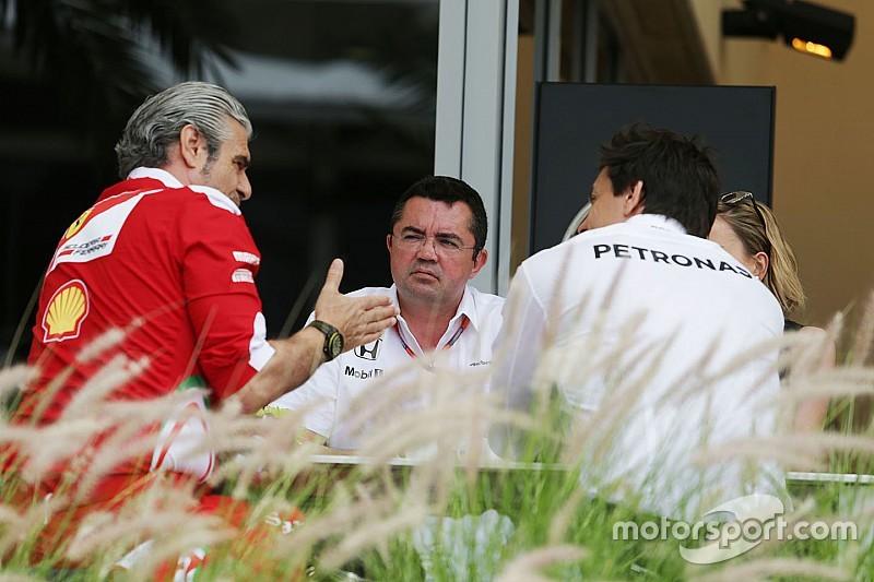 F1-teams eisen terugkeer naar 2015-kwalificatie