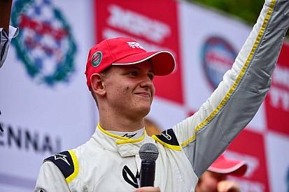 米克·舒马赫将参加两项F4赛事