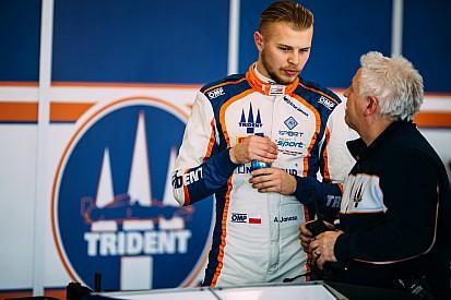 Janosz en Parry snel op eerste GP3-testdag in Valencia