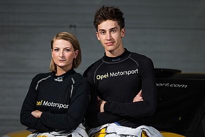 """Ingram: """"La Opel Adam è facile, ma non devi darle troppa confidenza"""""""
