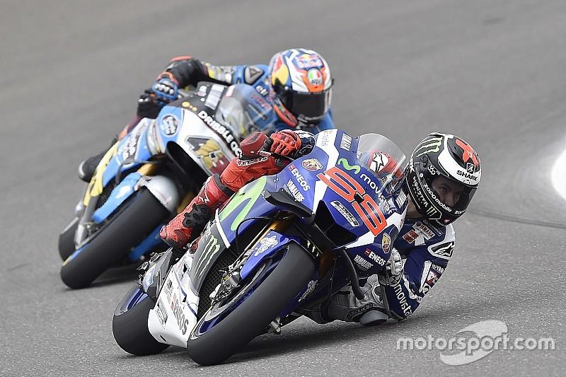 Rossi en Lorenzo verwachten lastig weekend in Austin