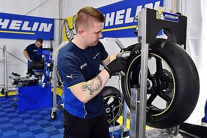 La Michelin ha scelto la carcassa più rigida per Austin
