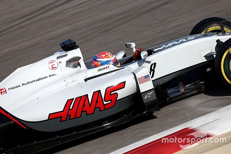 Haas - Notre voiture n'a pas démontré son plein potentiel