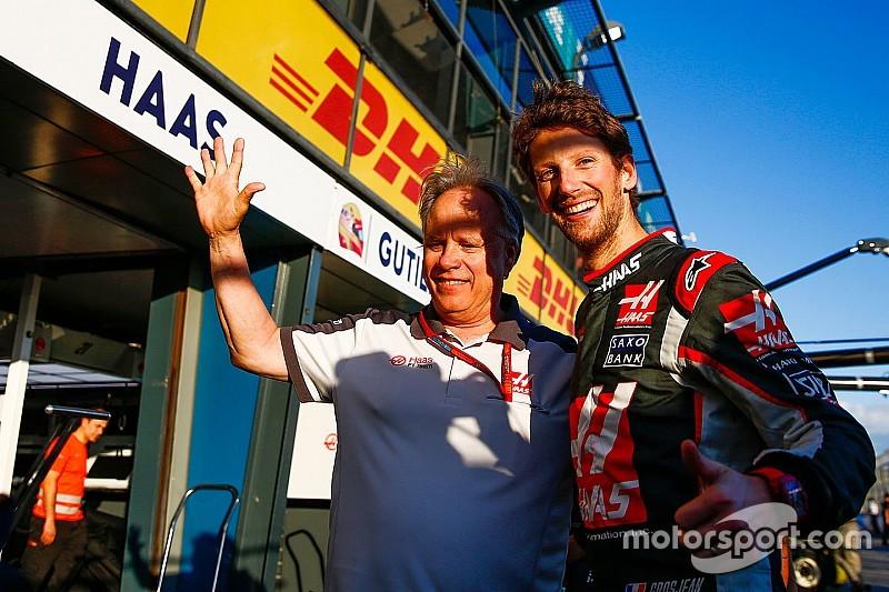 """Haas waarschuwt rivalen: """"Zit nog meer in het vat"""""""