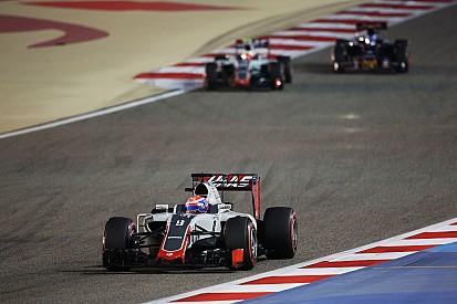 Haas advierte a sus rivales de que hay más por llegar