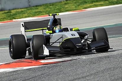 Visser test dit weekend voor Teo Martin Motorsport in Formula V8 3.5