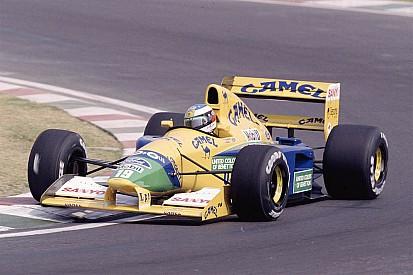 A subasta el F1 del primer podio de Michael Schumacher