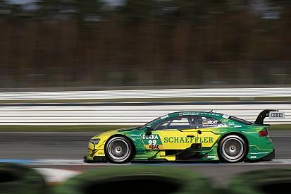 霍根海姆季前测试最后一天:洛肯菲勒为奥迪收获最快圈速