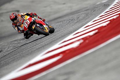 Rossi gelooft beweringen Marquez over Honda-motor niet meer
