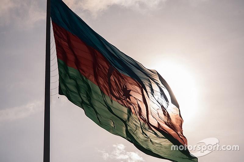 バクー主催者、F1レースのスタート時刻変更を確認