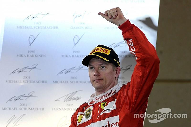 フェラーリ代表「ライコネンは壮観と言えるほど素晴らしかった」