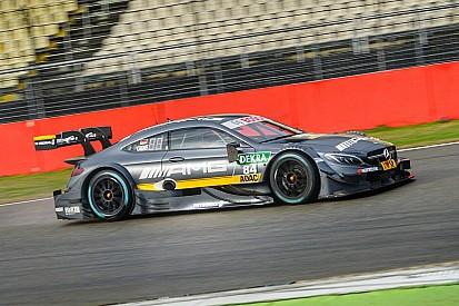 Die Mercedes-Stimmen zum DTM-Test in Hockenheim