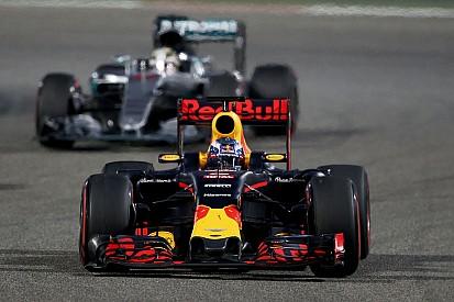 Red Bull a bon espoir de concurrencer Mercedes et Ferrari