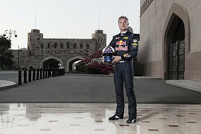 Galería: Manejando un F1 en Omán