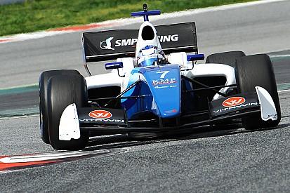 Orudzhev snelst op eerste testdag Aragon, Visser vijfde