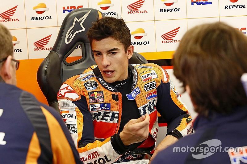 """Márquez: """"Tengo ritmo pero no creo que pueda escaparme"""""""