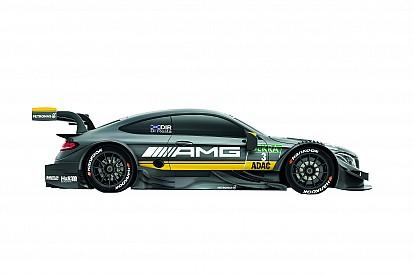 Die Mercedes-Autodesigns für die DTM-Saison 2016