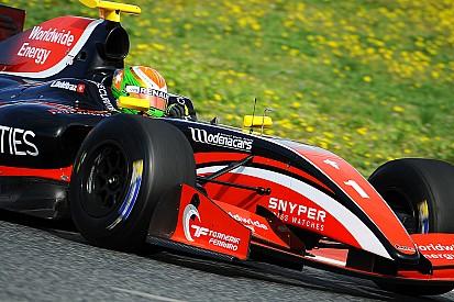 Deletraz snelst op laatste testdag Formule V8 3.5