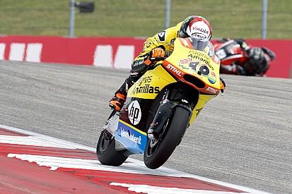 Moto2 Austin: Alex Rins hält Sam Lowes auf Distanz