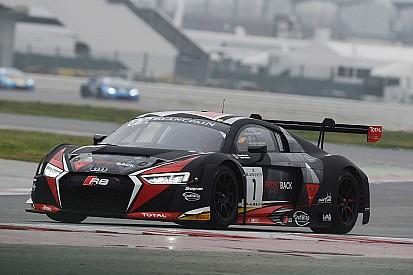 Audi WRT triomphe dans la course principale avec Vanthoor et Vervisch