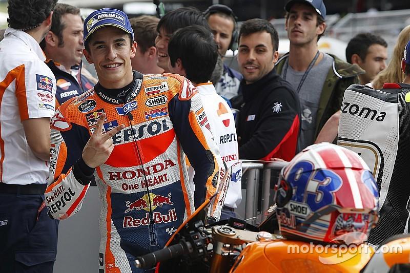 """Marquez: """"La Michelin mi ha aiutato a scegliere la gomma davanti soft"""""""