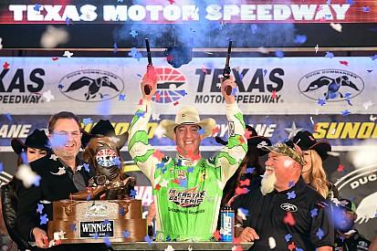 Fin d'une attente longue de 25 ans en NASCAR