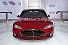 'Tesla Model S krijgt krachtigere accu en Bioweapon Defense Mode'
