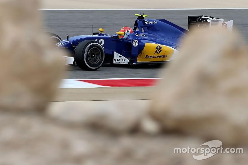 Nasr lembra pontos em 2015 e espera ser mais competitivo