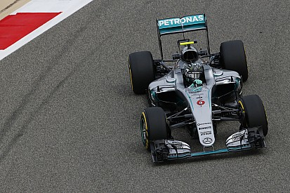 梅赛德斯预计中国大奖赛出现极端轮胎策略