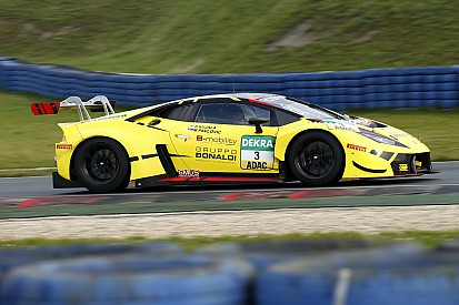 Bonaldi Motorsport pronta al debutto nell'ADAC GT Masters
