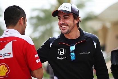 Alonso vive expectativa por liberação para o GP da China
